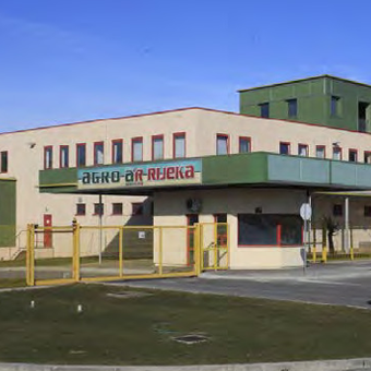Agro-Rijeka d.o.o.<br>Meat production and storage center