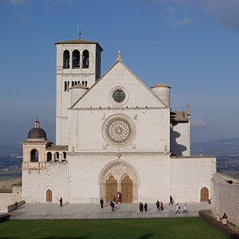 Basilica di San Francesco, Cripta