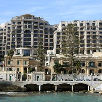 Hotel Le Meridien Saint Julians