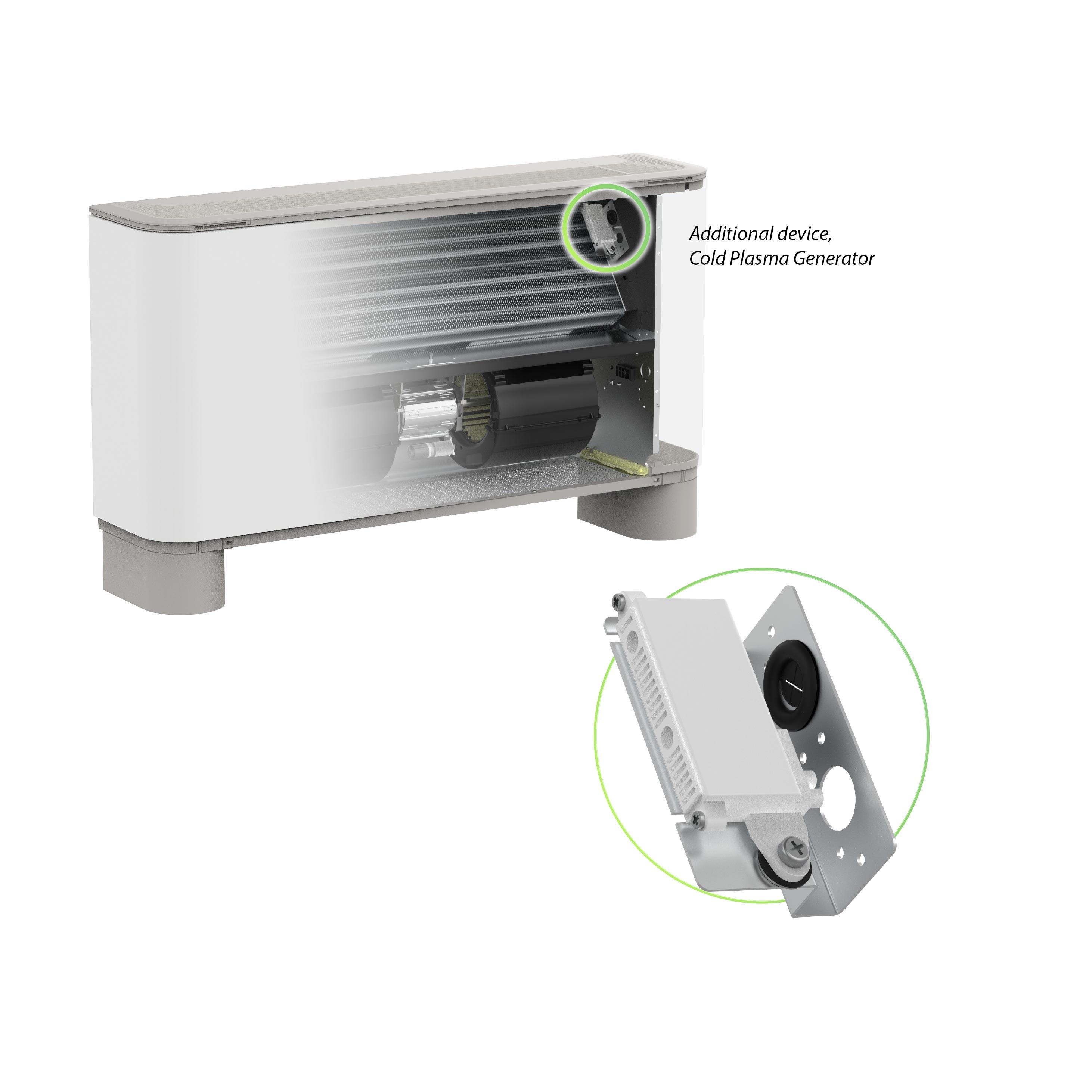 Aermec - Cold Plasma Generator
