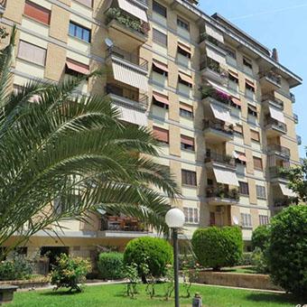 Quartier résidentiel Laurentino