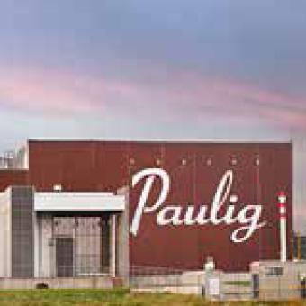 Paulig<br>Installation de production de café
