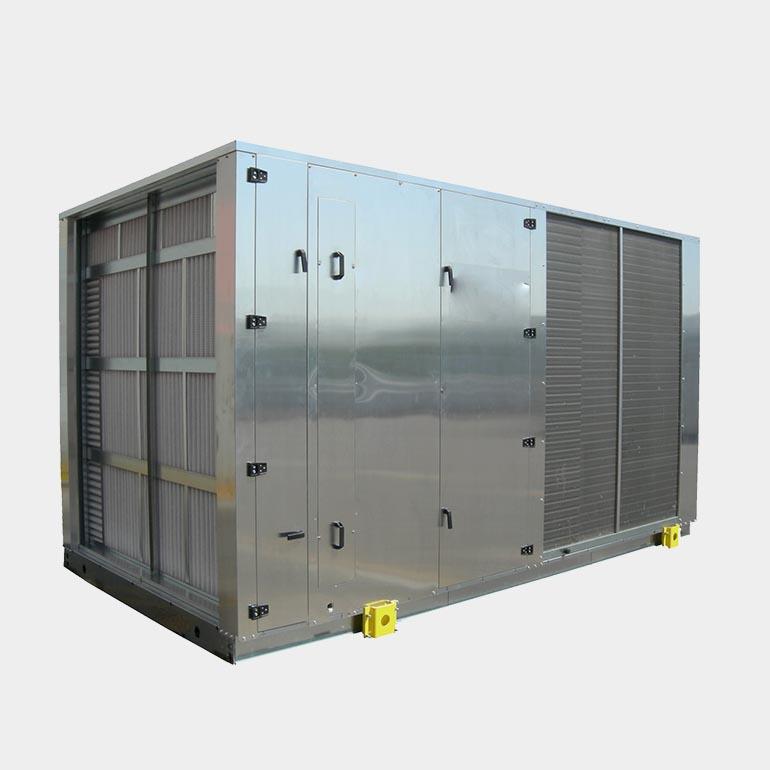 Sistemas de tratamiento aire